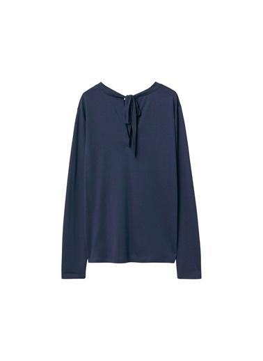 Gant Bluz Lacivert